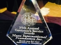 Governor\'s Service Award